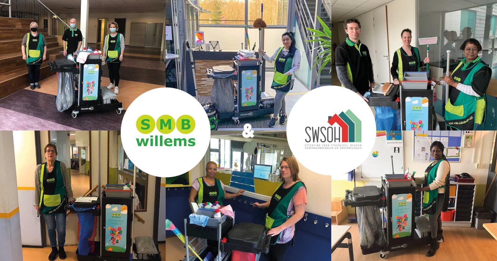 SMB Willems nieuwe partner van SWSOH