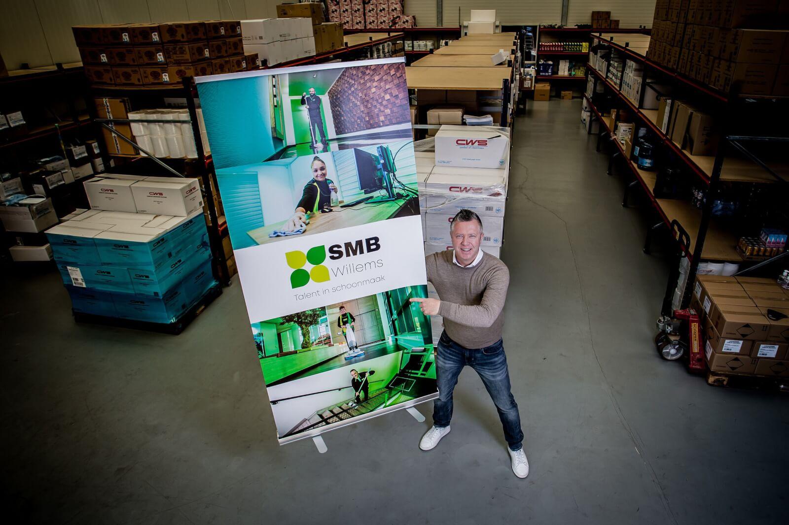 SMB Willems: Talent in Schoonmaak